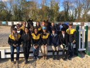 UMBC equestrian club sparkles on