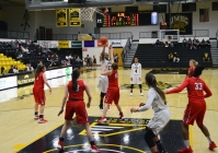 Women's basketball dominates December, stumbles in January